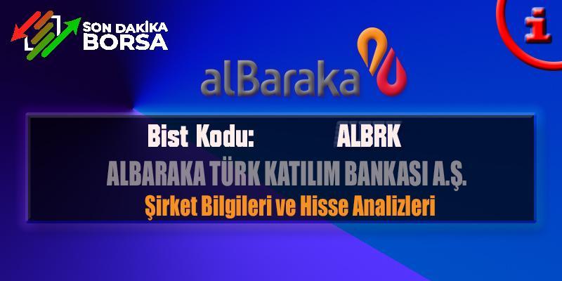 ALBRK Hissesi Genel Bilgileri ve Analizleri